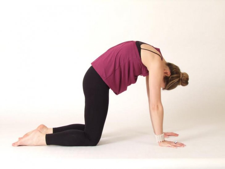 йога позы для похудения