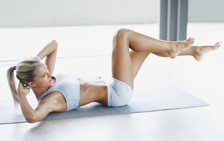 Лучшие упражнения для мышц