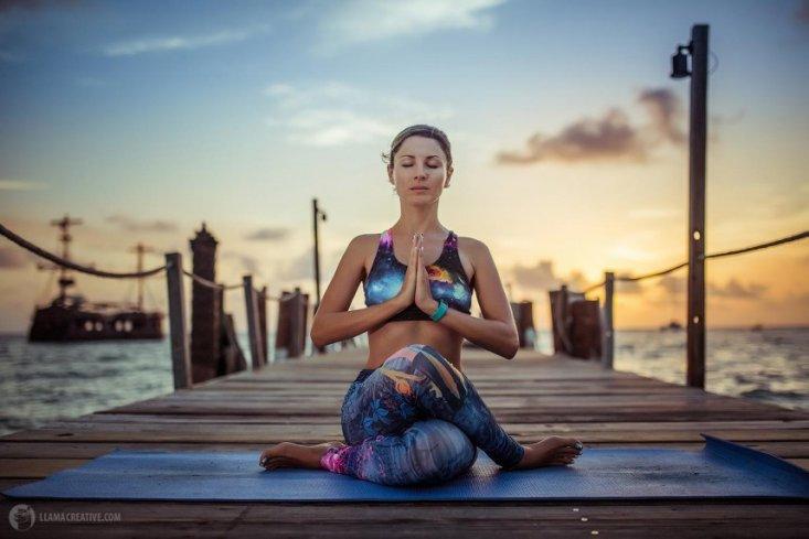 Моя практика йоги