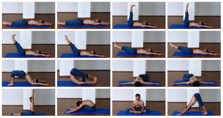 йога простая