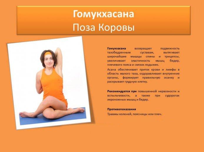 Йога в картинках на каждый
