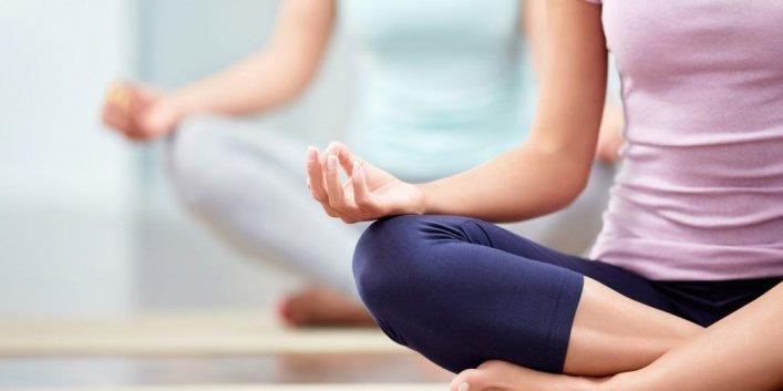 ВИДЕО: Уроки йоги для