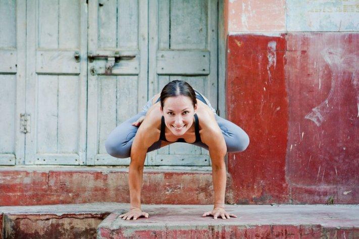 Аштанга йога, известная так же