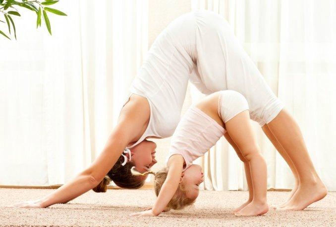 Упражнения хатха йоги для