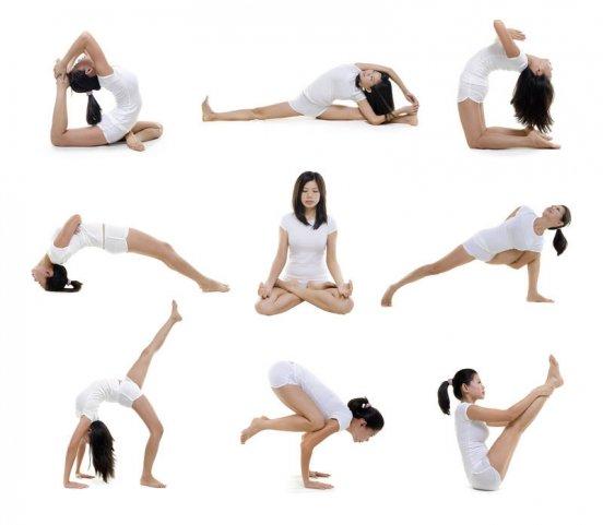 Йога для начинающих дома с